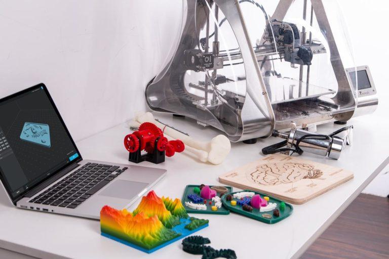 Zamówienia projektów trójwymiarowego drukowania